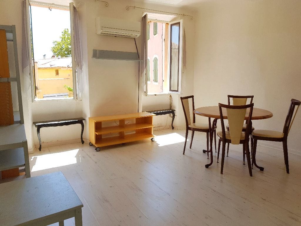 Appartement T1 Vitrolles Village