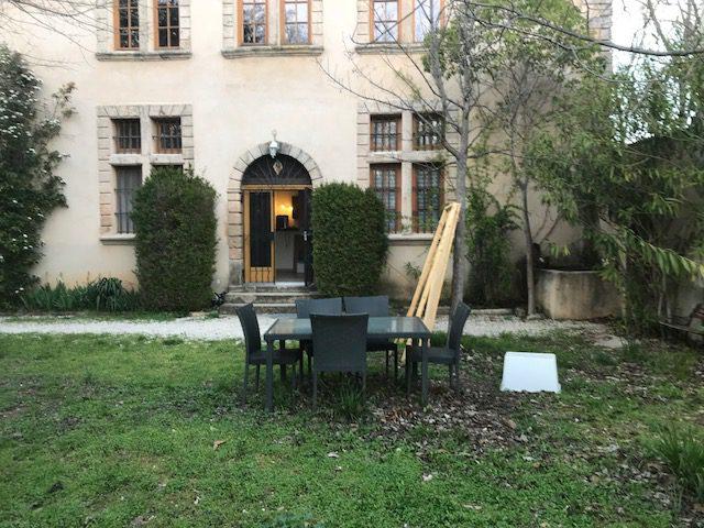 Appartement T3 en rez-de-jardin