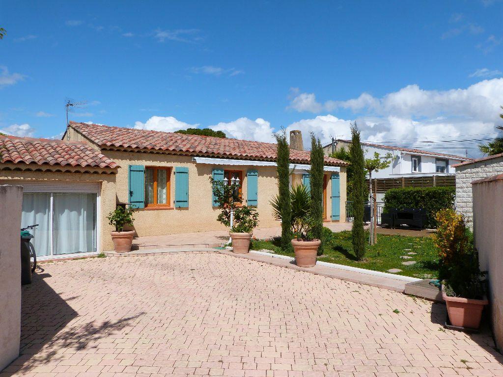 Villa T4 avec piscine Marignane Beugons